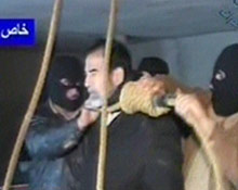 Saddam and the Hangman's Noose